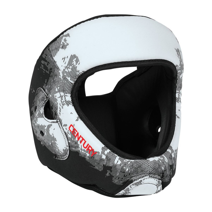Century C-Gear Washable Sparring Head Guard White/Black