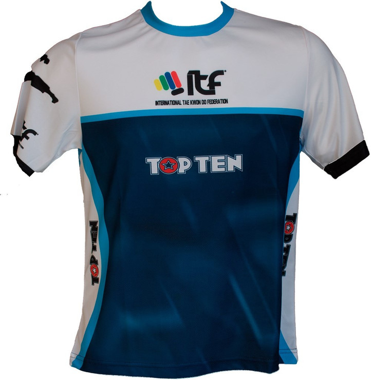 Top Ten ITF T-Shirt