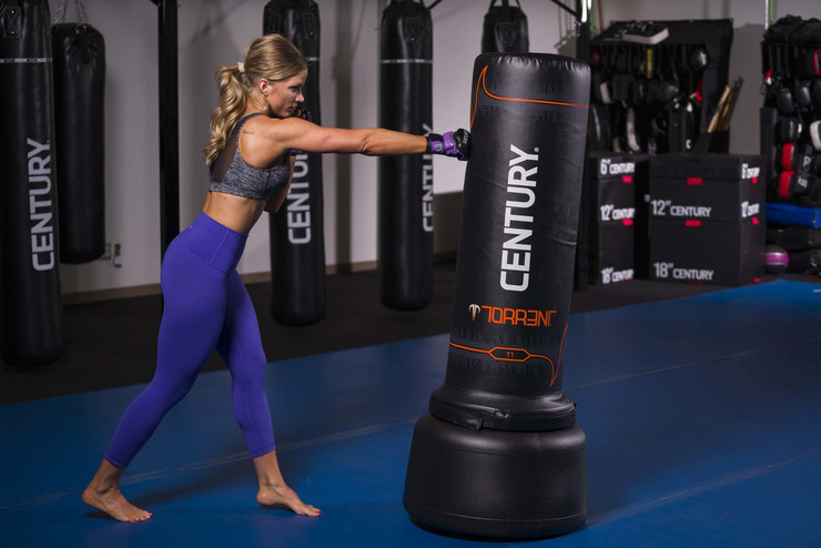 Century Torrent T1 Freestanding Punch Bag