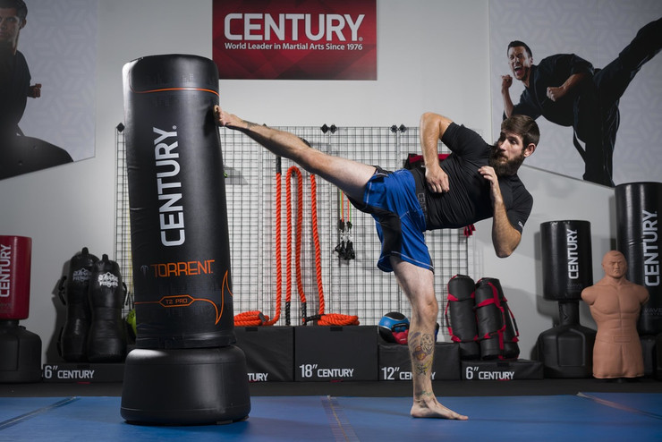 Century Torrent T2 Freestanding Punch Bag