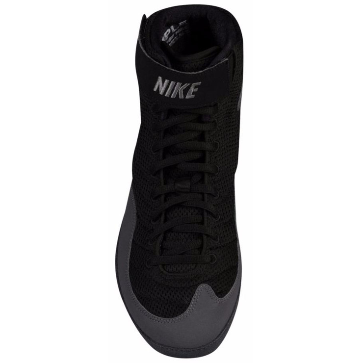 Nike Inflict 3 Boxing Boots Black/Grey