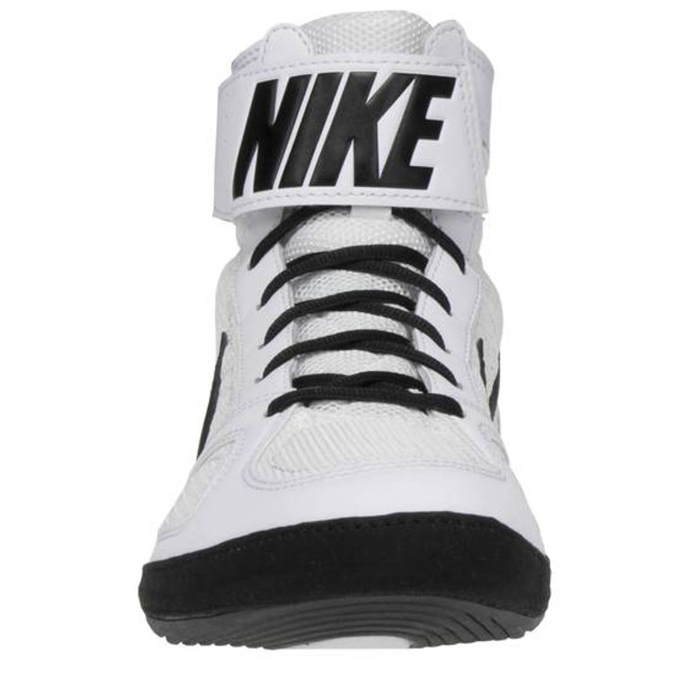 Nike Takedown 4 Boxing Boots White/Black