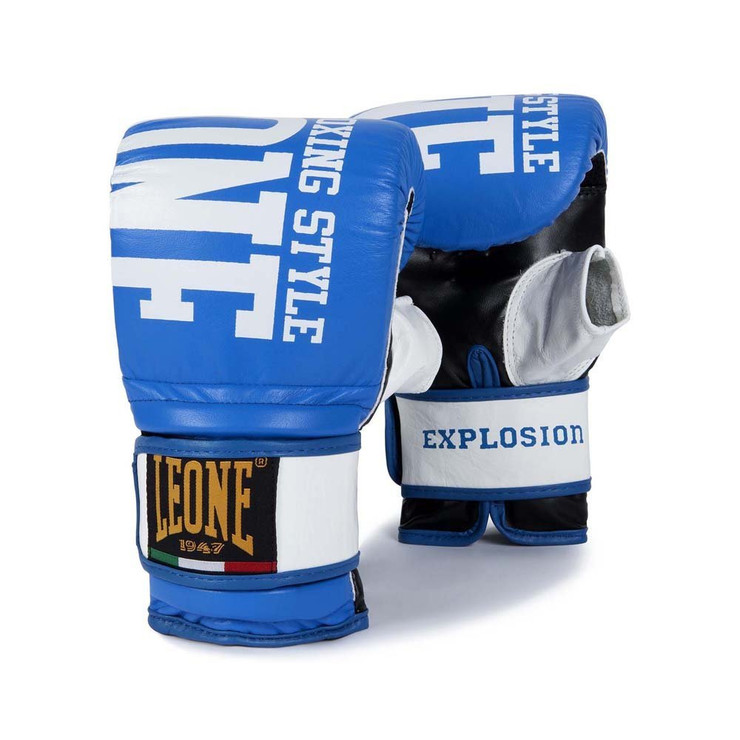 Leone 1947 Explosion Bag Gloves Blue