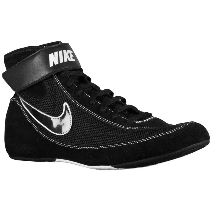 Nike Speedsweep VII Boxing Boots Black/White
