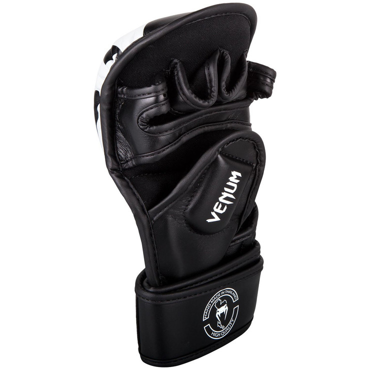 Venum Impact MMA Sparring Gloves Black/White