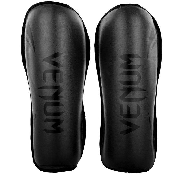 Venum Challenger Shin Guards Black/Black