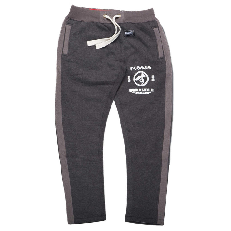 Scramble Brush Logo Joggers