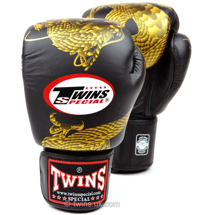 Twins FBGV-23 Dragon Boxing Gloves