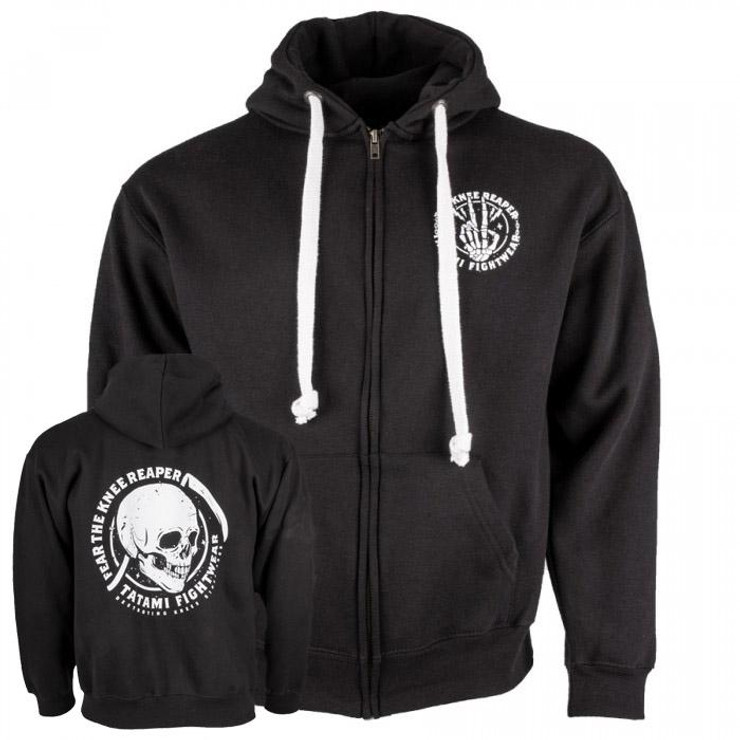 Tatami Fightwear Fear The Knee Reaper Hoodie