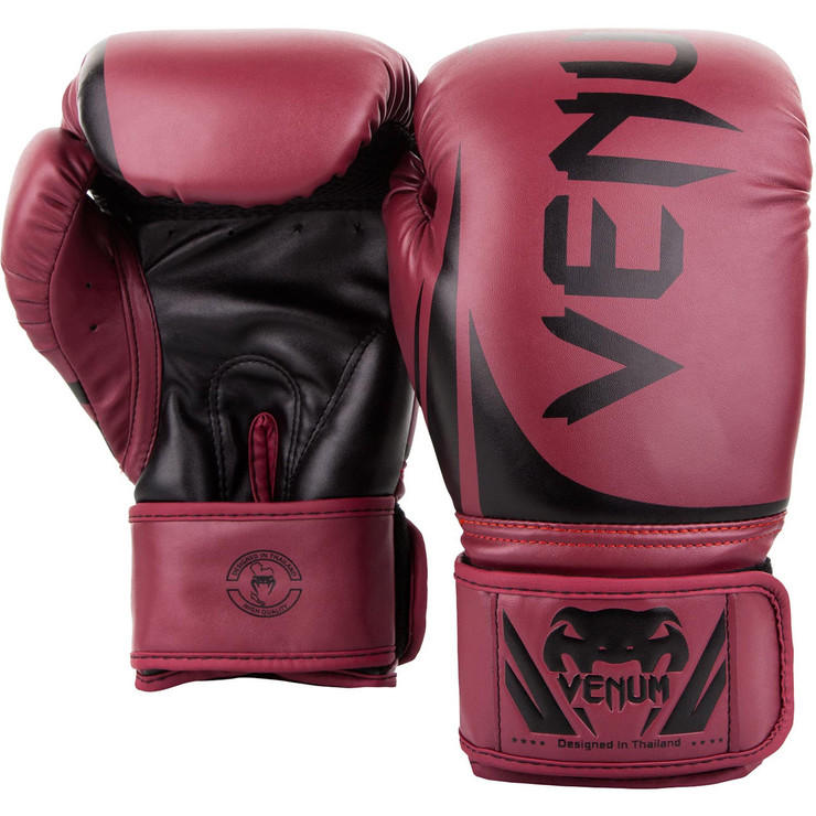 Venum Challenger 2.0 Boxing Gloves Red/Black