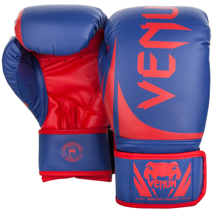 Venum Challenger 2.0 Boxing Gloves Blue/Red