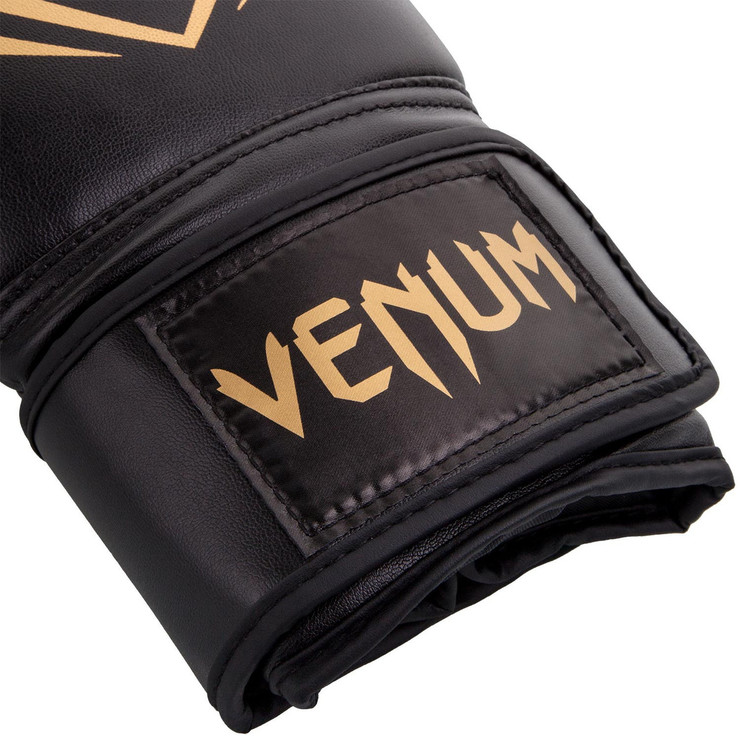 Venum Contender Boxing Gloves Black/Gold