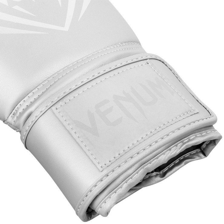 Venum Contender Boxing Gloves Silver
