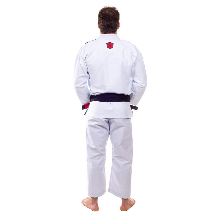 Kingz Ultralight BJJ Gi White
