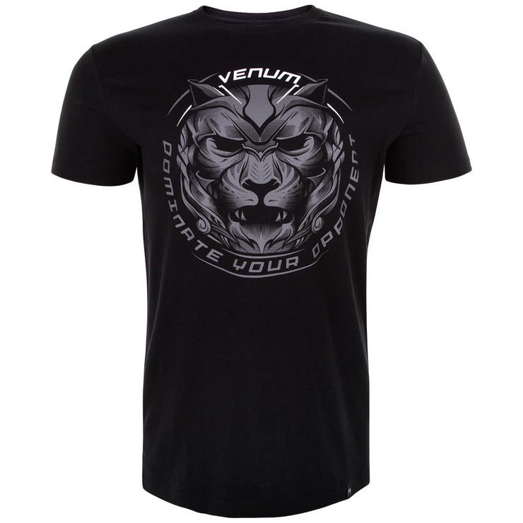 Venum Bloody Roar T-Shirt Black/Grey