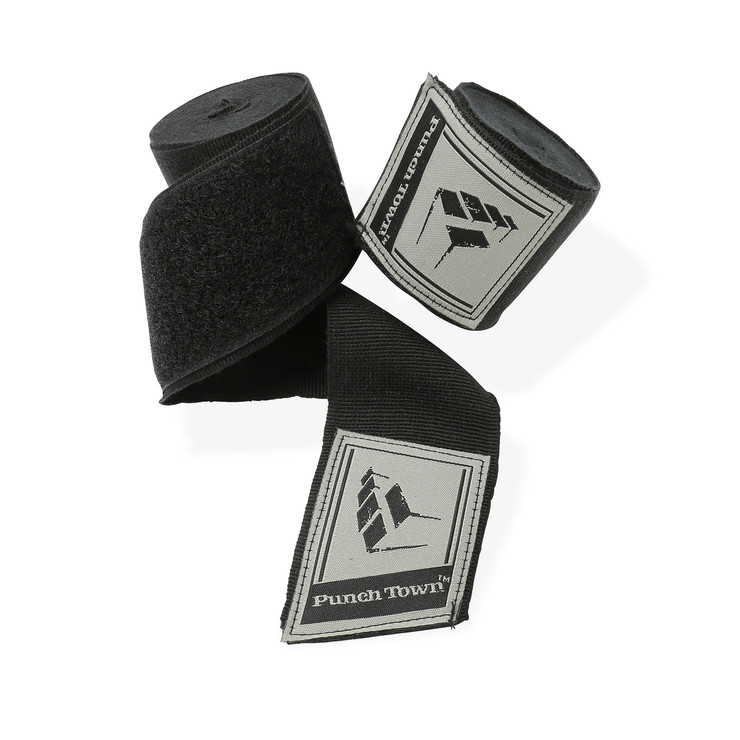 PunchTown Dual Pack Hand Wraps