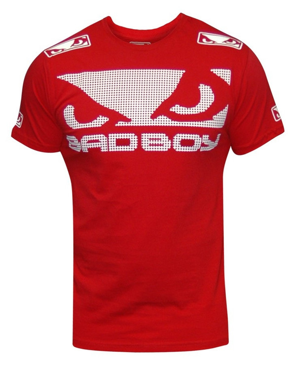 Bad Boy Walk In II T-Shirt Red