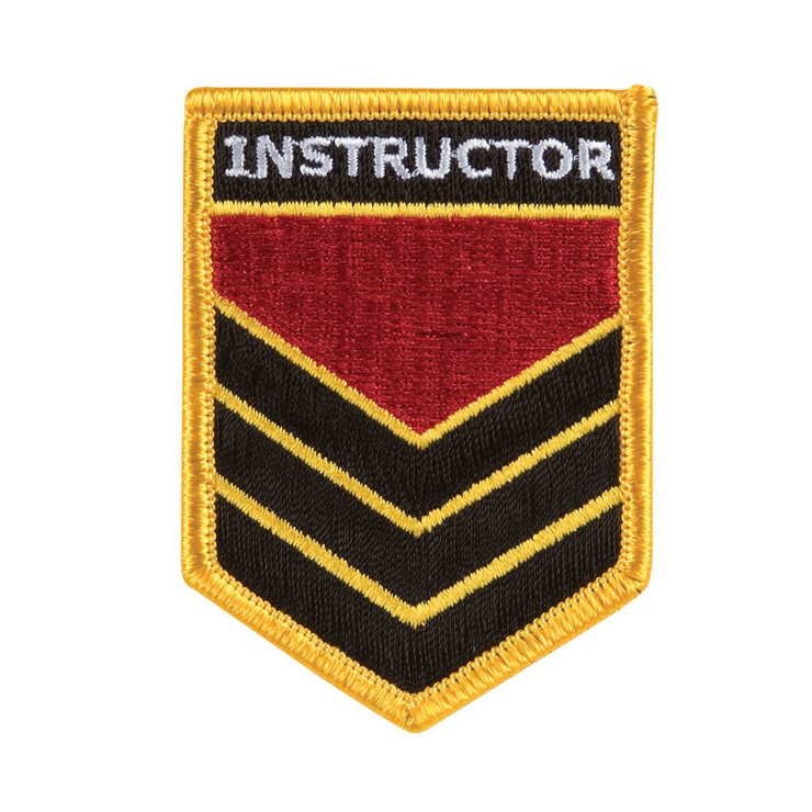 Century Instructor Shoulder Patch