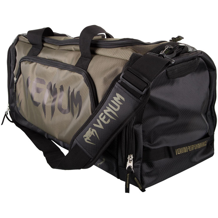 Venum Trainer Light Sport Bag Khaki/Black