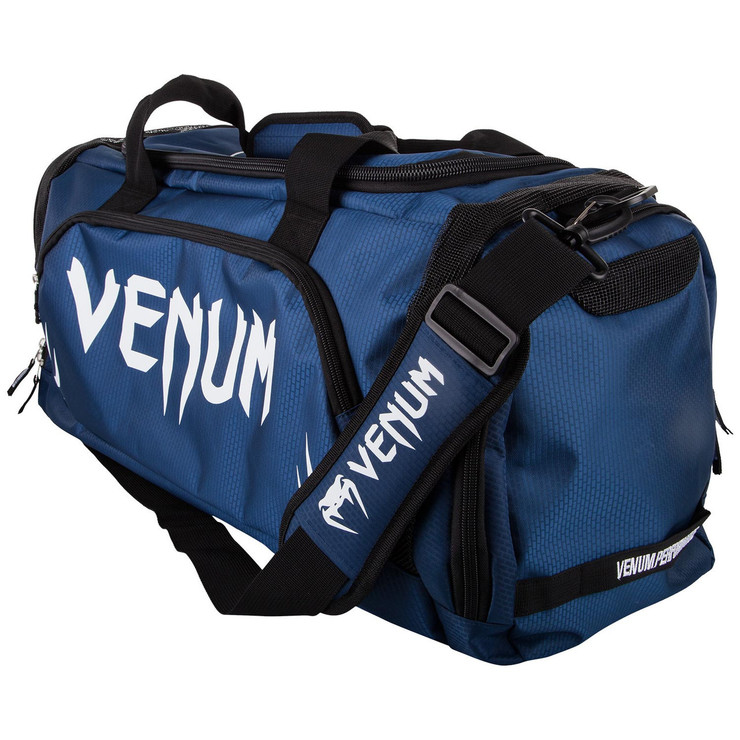 Venum Trainer Light Sport Bag Blue/White