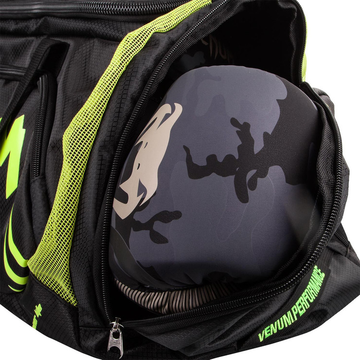 Venum Trainer Light Sport Bag Black/Yellow