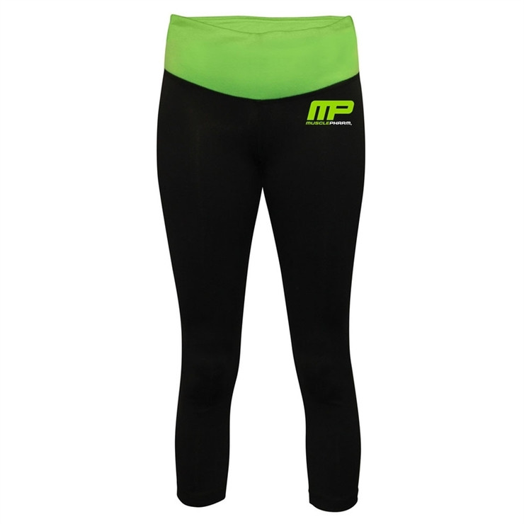 MusclePharm Ladies Yoga Compression Leggings