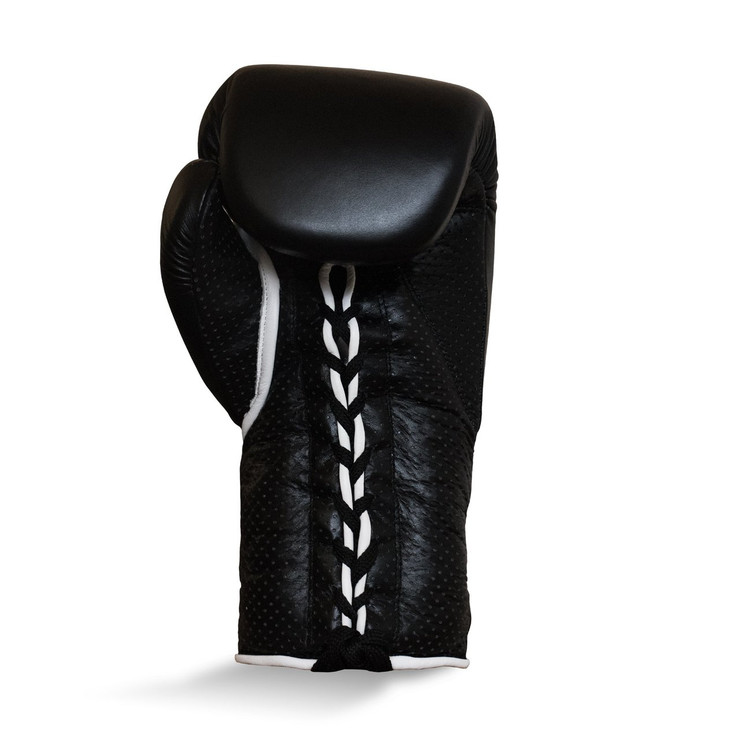 Ringside Boxing Revolution G2 Lace Boxing Gloves Black