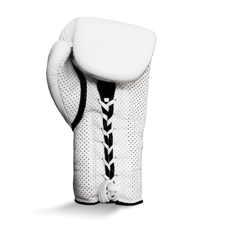 Ringside Boxing Revolution G2 Lace Boxing Gloves White