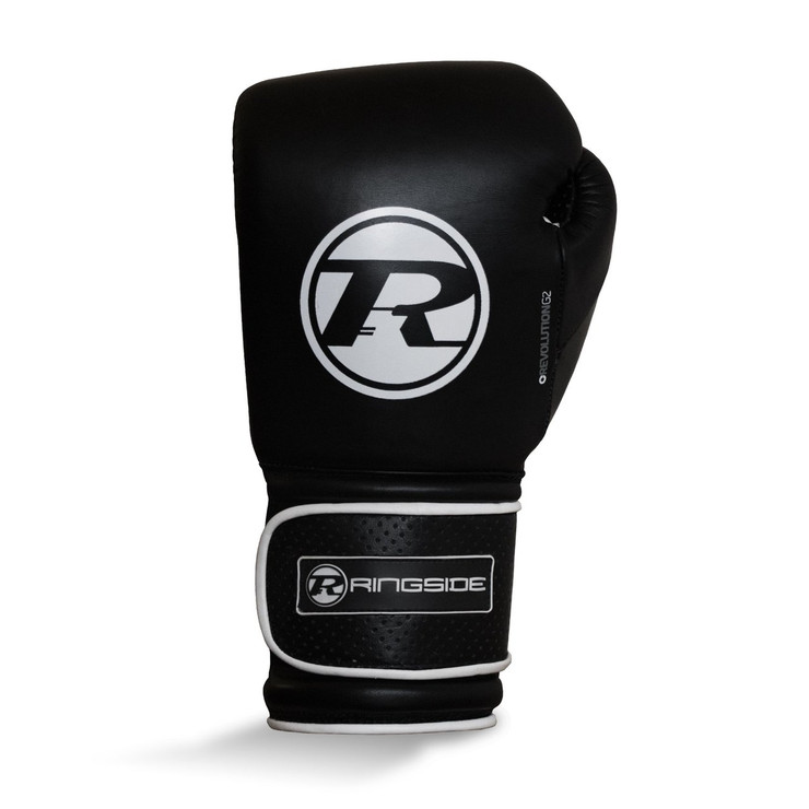 Ringside Boxing Revolution G2 Boxing Gloves Black