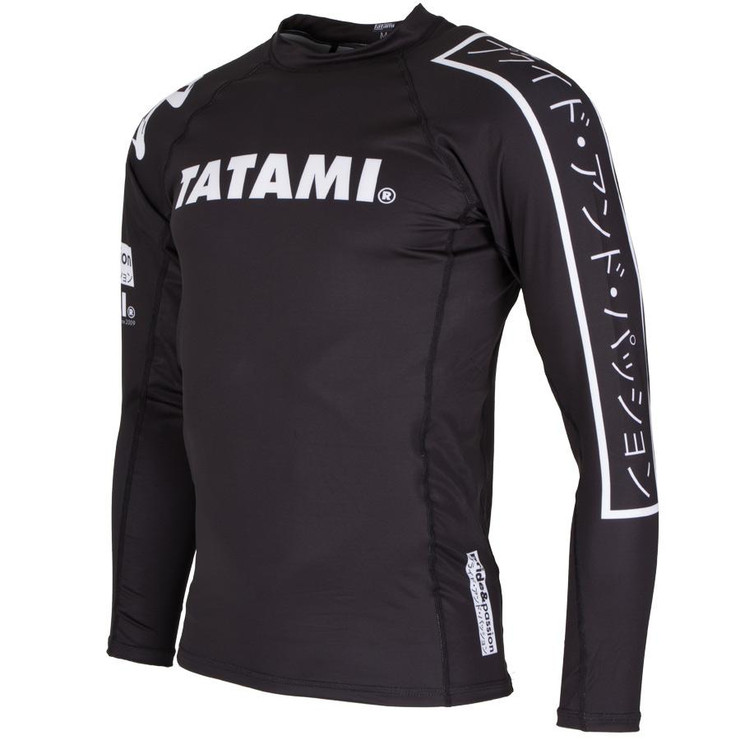 Tatami Fightwear Hokori Long Sleeve Rash Guard