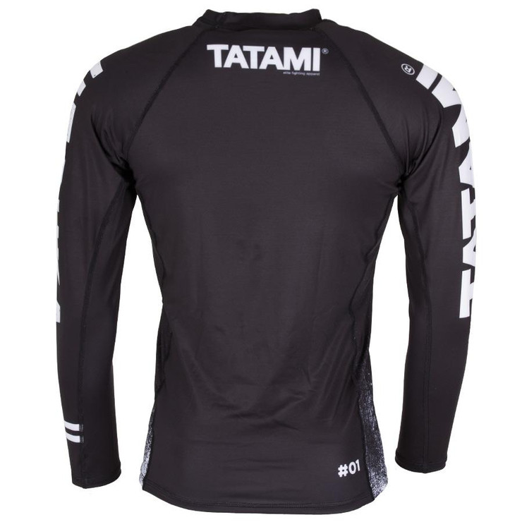 Tatami Fightwear Jitsuka Long Sleeve Rash Guard