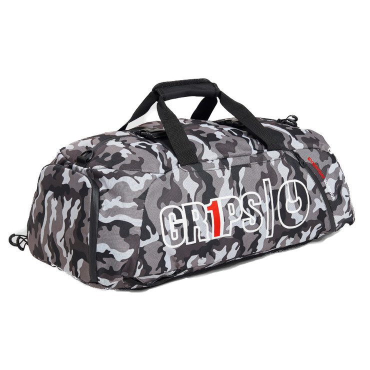 Gr1ps Duffel Backpack 2.0 Night Camo