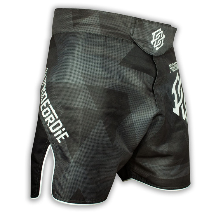 Pride Or Die Dark Matter Fight Shorts