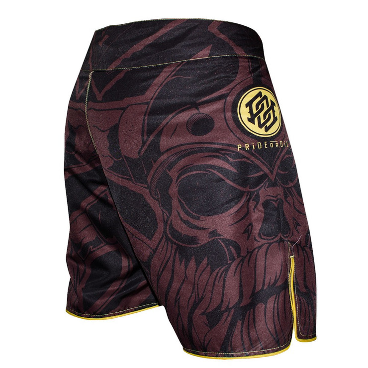 Pride Or Die Brotherhood Fight Shorts