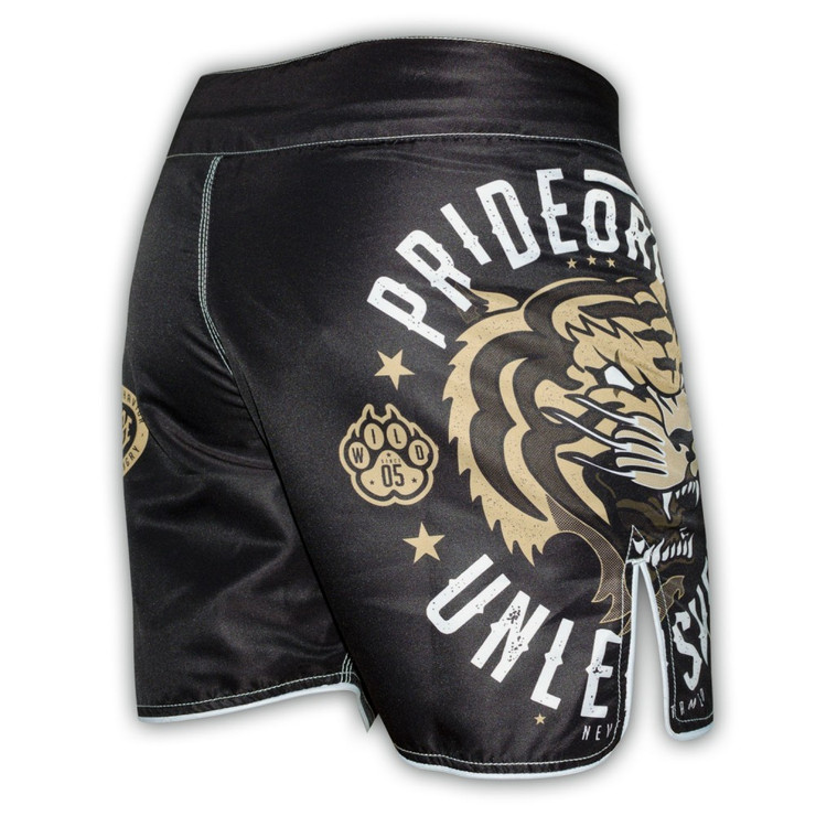 Pride Or Die Unleashed Fight Shorts