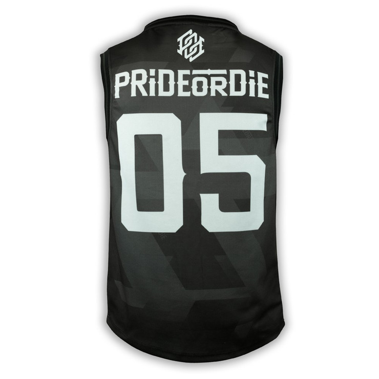 Pride Or Die Dark Matter Sleeveless T-Shirt
