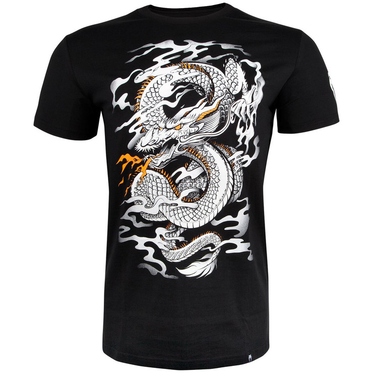 Venum Dragon's Flight T-Shirt Black/White