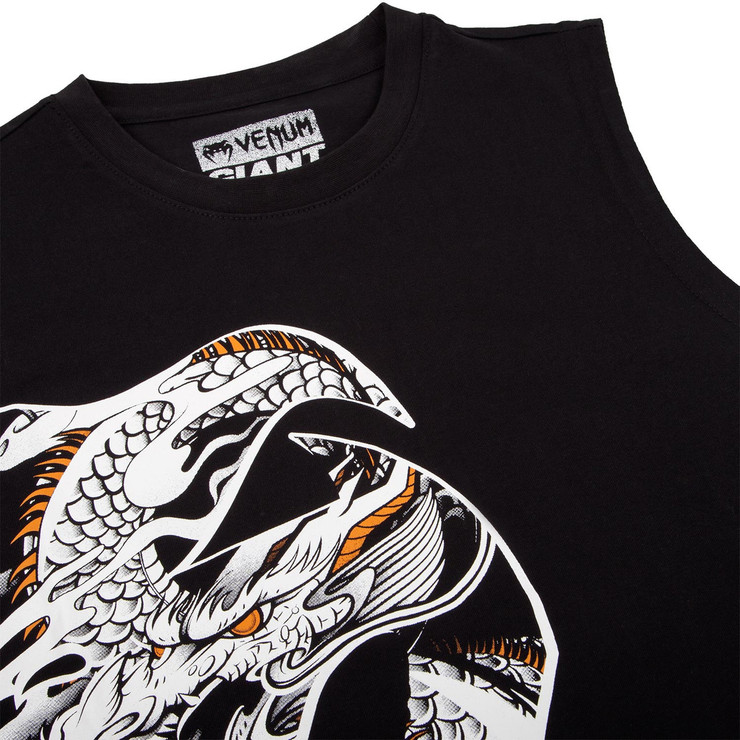 Venum Giant X Dragon Tank Top Black/White