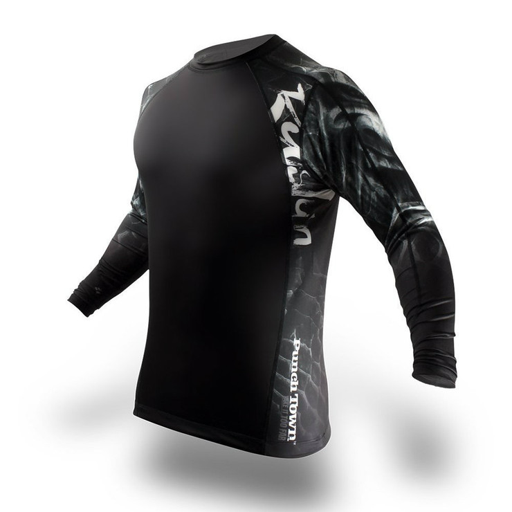 PunchTown Ryushin Long Sleeve Rash Guard