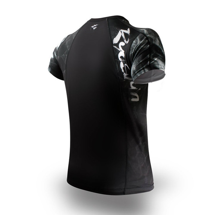 PunchTown Ryushin Short Sleeve Rash Guard