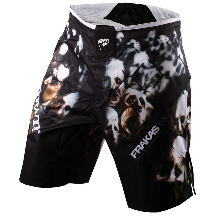 PunchTown Frakas Souls Fight Shorts