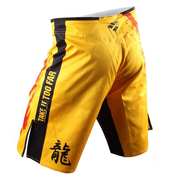 PunchTown Frakas eX Ode To The Dragon Fight Shorts