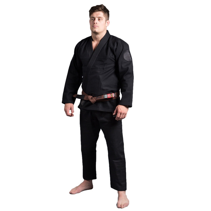 Scramble Athlete 3 Midnight Edition BJJ Gi