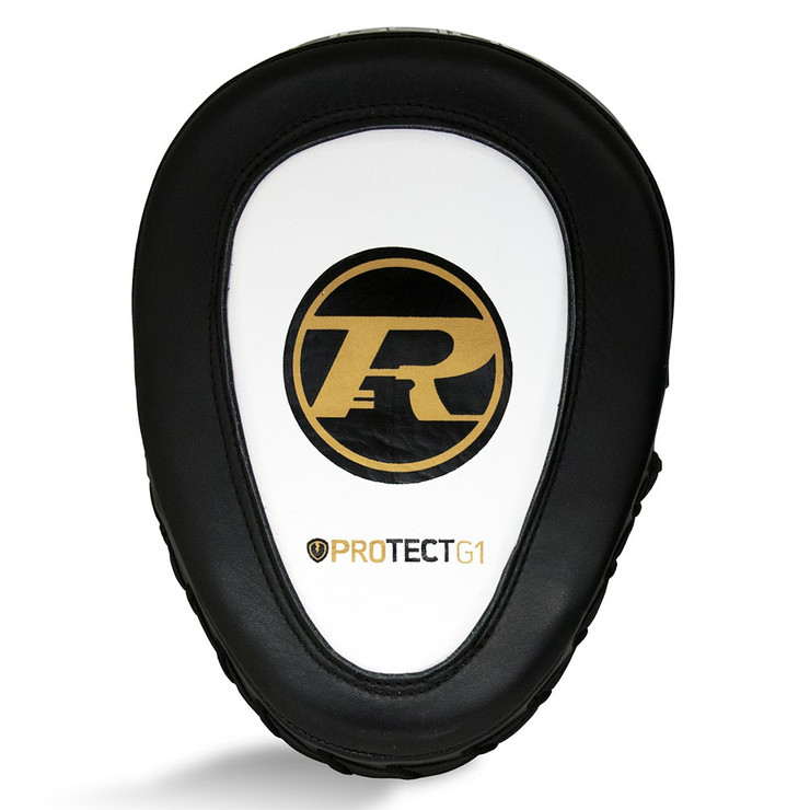 Ringside Protect G1 Hook & Jab Pads Black/White