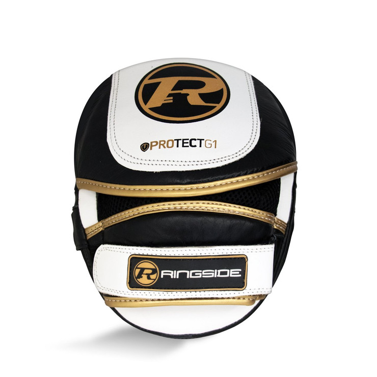 Ringside Protect G1 Focus Pads Black/White