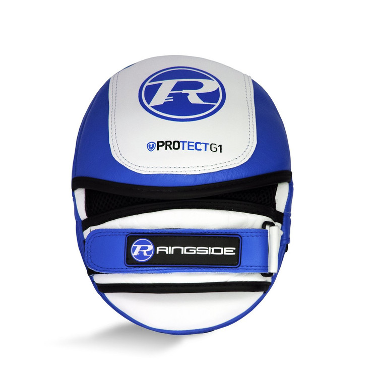 Ringside Protect G1 Focus Pads Blue/White
