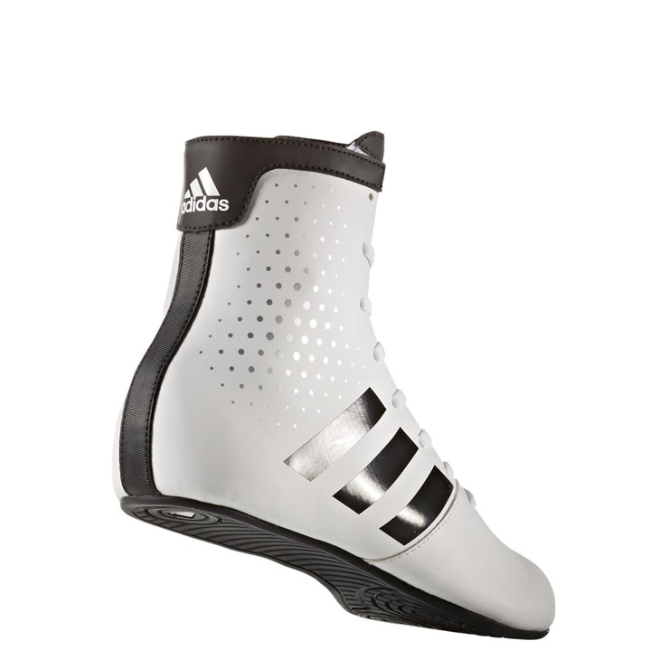 Adidas KO Legends Youth Boxing Boots White/Black