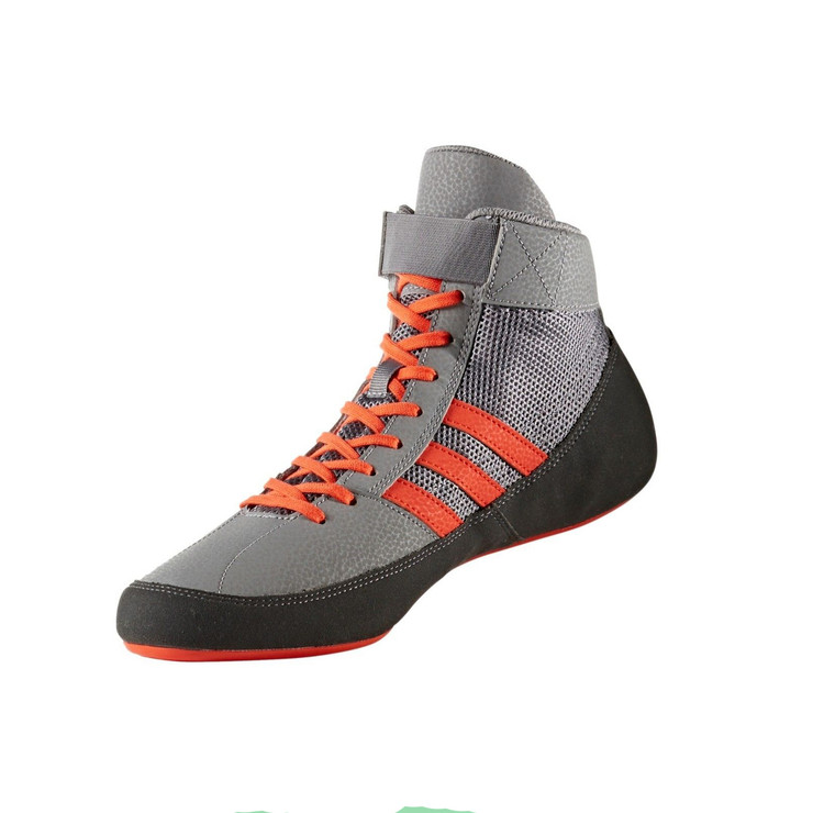 Adidas Havoc Wrestling Boots Grey/Orange