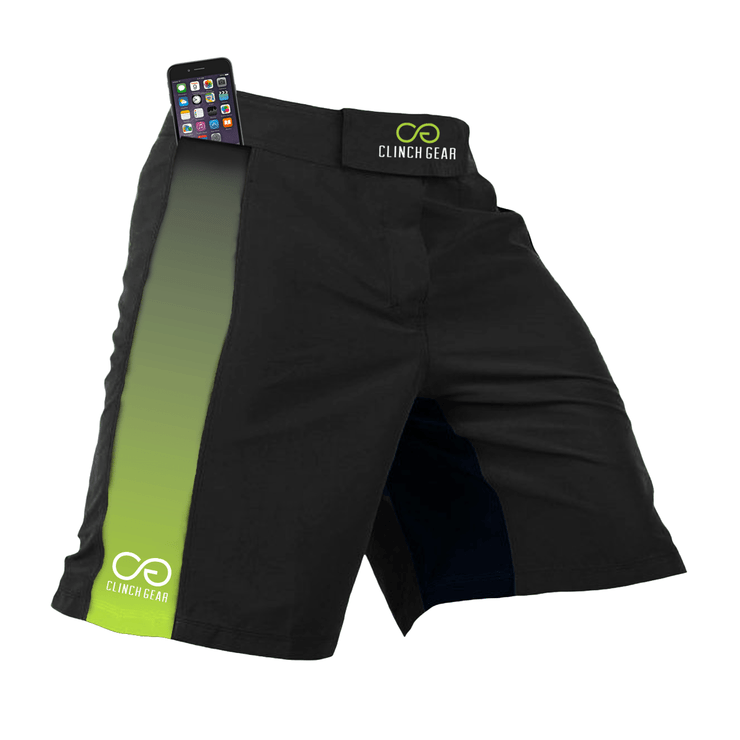 Clinch Gear Crossover 3 Fade Shorts