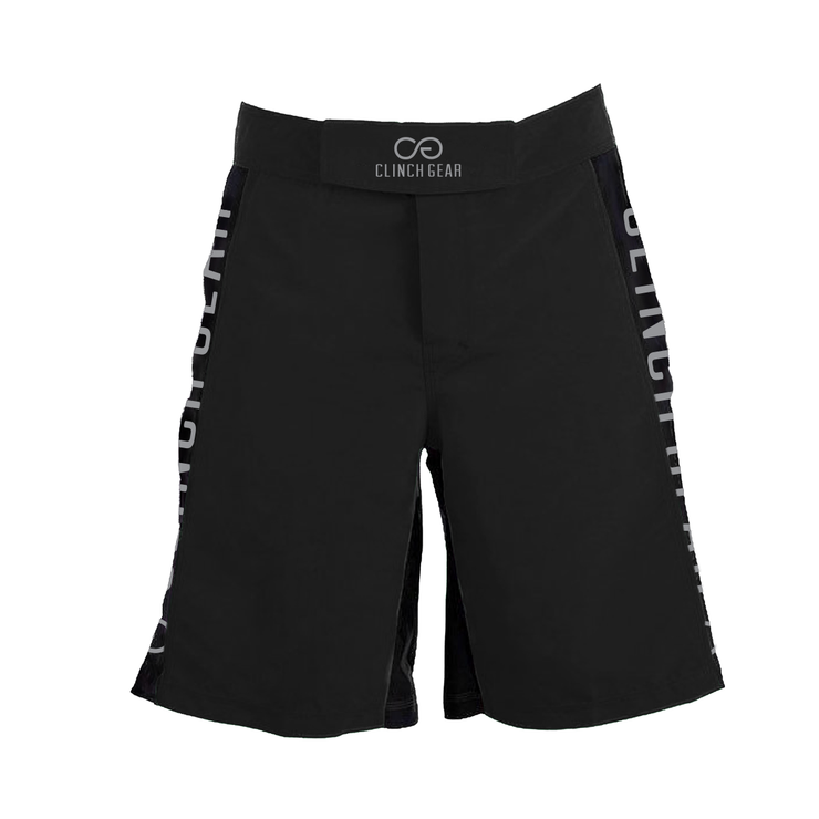 Clinch Gear Crossover 3 Flash Shorts Black/Grey